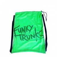 Funky Trunks Mesh Gear Bag Still Brasil