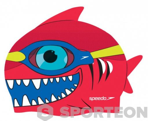 Kinder Badekappe Speedo Sea Squad Charakter Cap