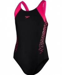 Speedo Boom Splice Girl Black/Pink