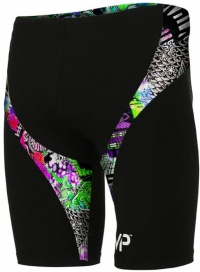 Michael Phelps Dale Man Jammer Multi/Black