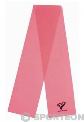 Latex training Band Rucanor rosa 0,35mm