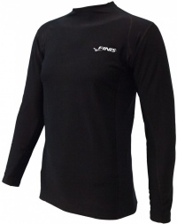 Finis Thermal Swim Shirt Youth Black