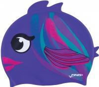 Finis Animal Heads Plum Fish
