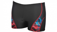 Arena Sprite Short black/red
