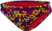 Tyr Modena Mini Bikini Bottom Red/Yellow