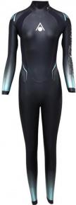 Aqua Sphere Aquaskin Fullsuit Women Black/Turquoise