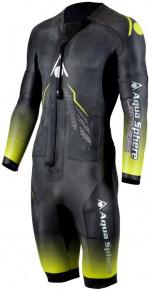 Aqua Sphere Aquaskin Swim-Run Limitless Shorty Men Black/Yellow