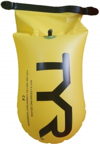 Tyr SaferSwimmer Yellow