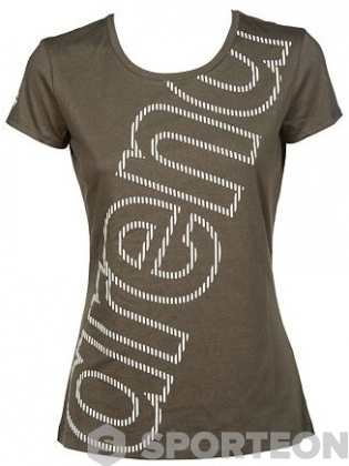Arena W Tee Logo Driven Army Green