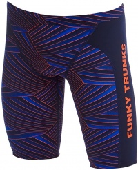 Funky Trunks Hugo Weave Training Jammer Boys