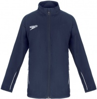 Speedo Track Jacket Junior Navy