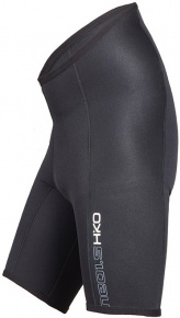 Hiko Neoprene Shorts 1.5mm Black
