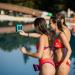 BornToSwim Waterproof Phone Bag
