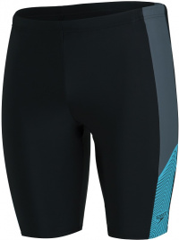 Speedo Dive Jammer Black/USA Charcoal/Hypersonic Blue