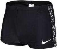 Nike Logo Tape Aquashort Black