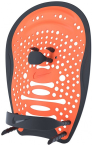 Nike Hand Paddles Hyper Crimson